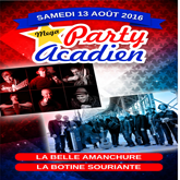 Acadian Mega Party