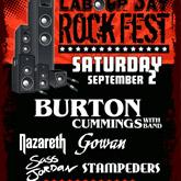Labour Day Rock Fest